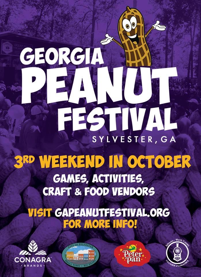 Peanut Festival 2020.About Ga Peanut Festival